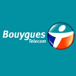 Bouygues France - iPhone 4 / 4S / 5 / 5C / 5S